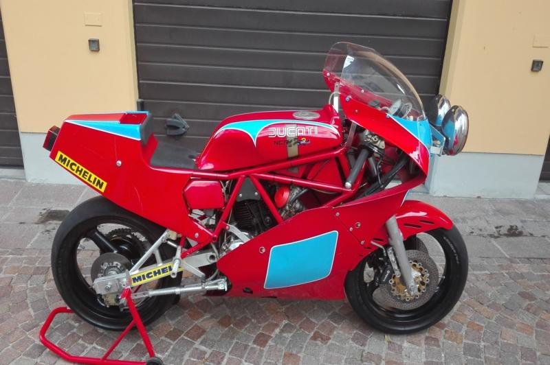 Ducati F1 NCR 750 Endurance