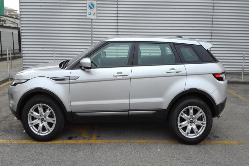 Range Rover Evoque modello Pure