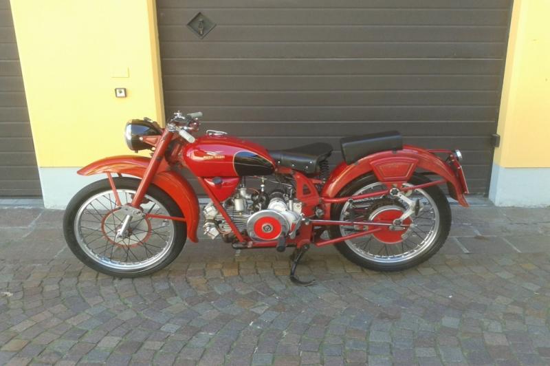Moto Guzzi Airone Sport 250
