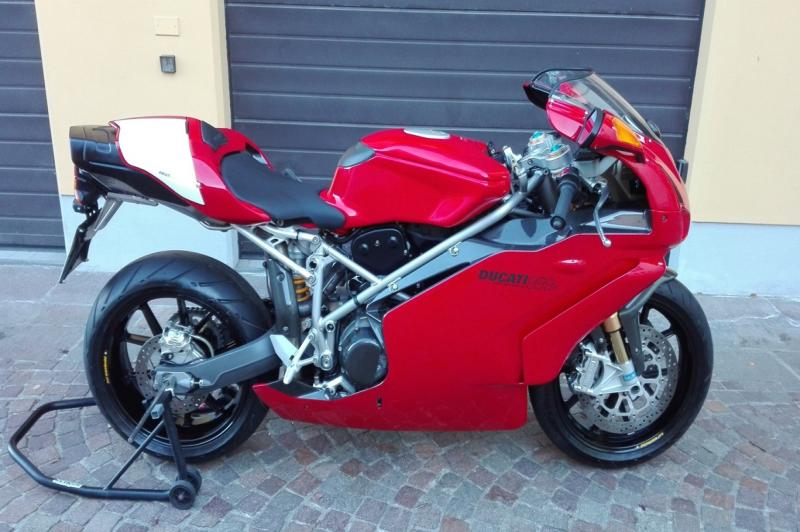 Ducati 999 R prima serie