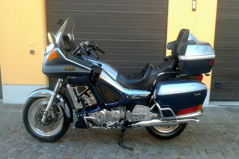 Yamaha Venture Royale 1300
