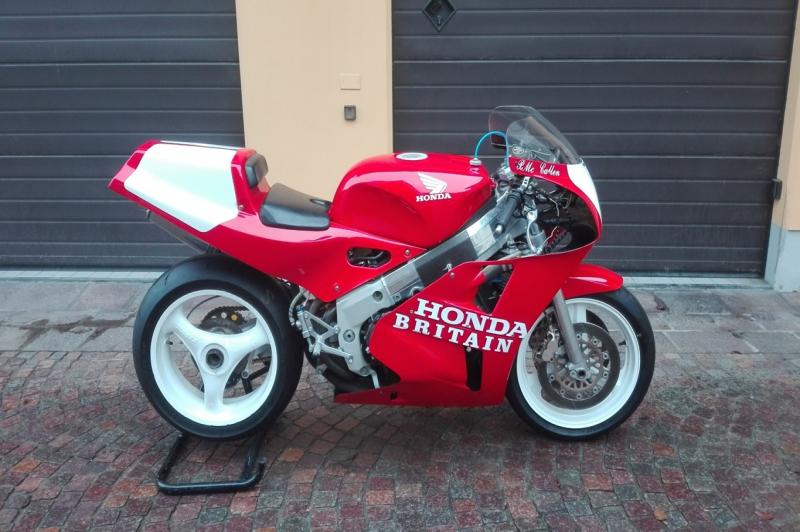 Honda RC 30 ex. Philip McCallen
