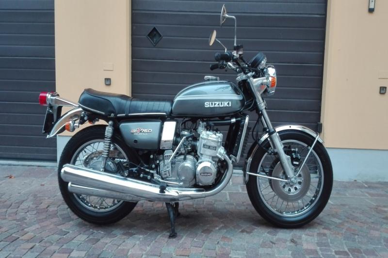 Suzuki GT 750 1975