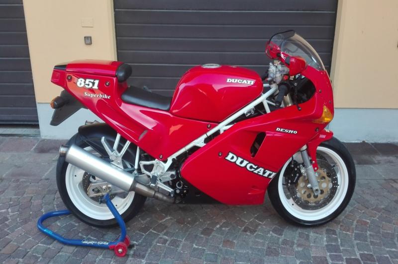 Ducati 851 S