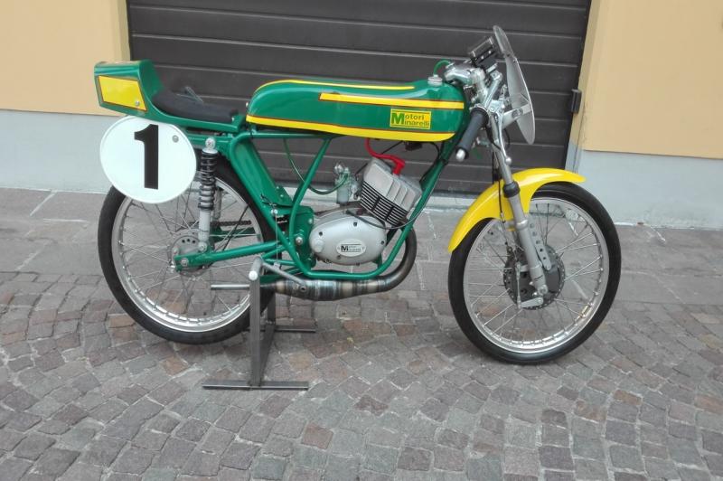 Minarelli 50 4 marce replica