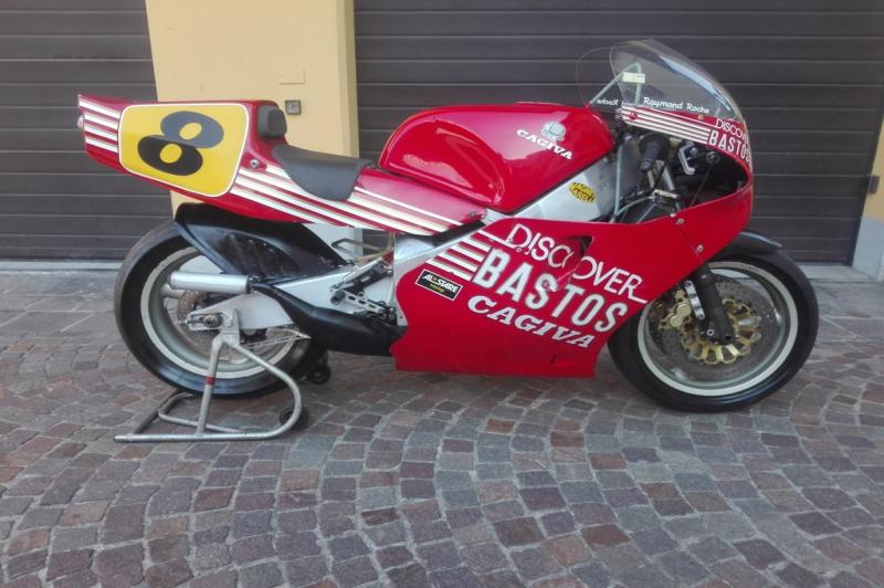 Cagiva c 587 GP 500