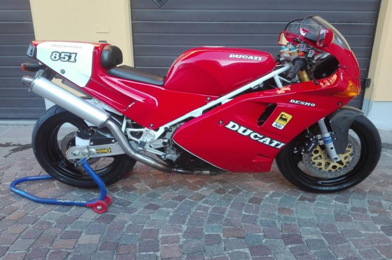 Ducati 851 SP3