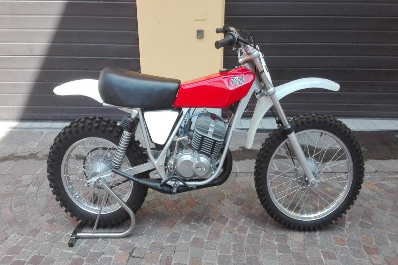 TGM 125 cross 1975