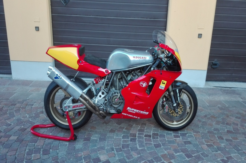 Ducati 750 ss Special