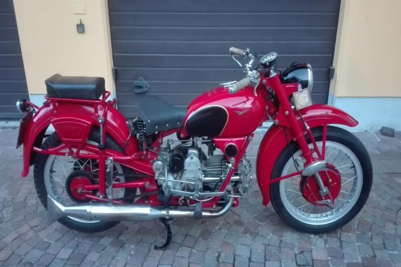 Moto Guzzi Astore 500 1953
