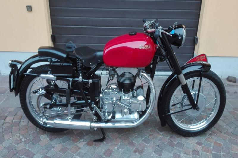 Gilera Saturno Sport 1951