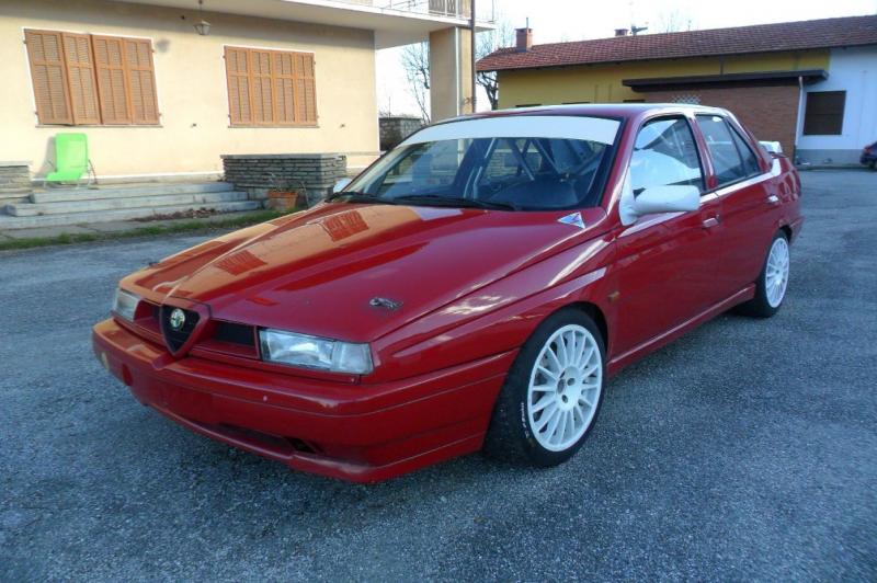 Alfa Romeo 155 Q4 gruppo A