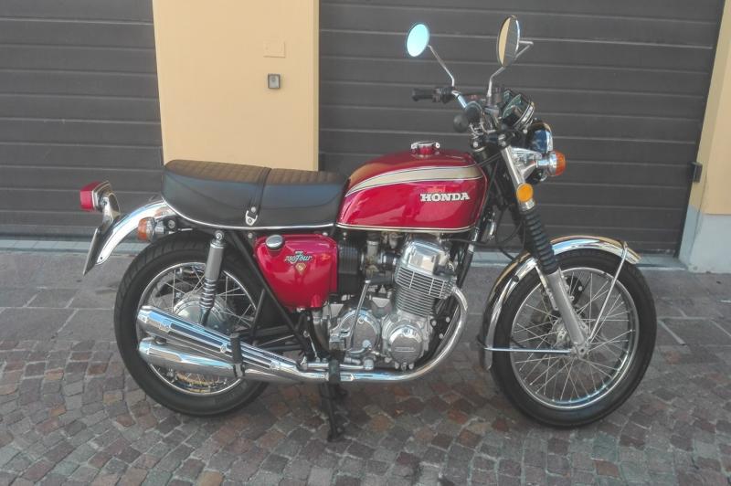Honda CB 750 Four 1973
