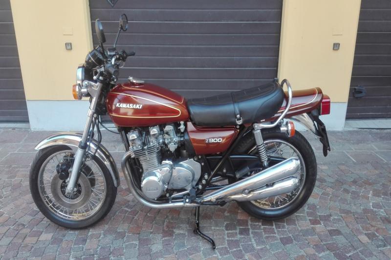 Kawasaki Z 900 1976