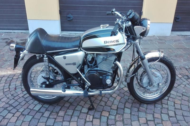 Benelli Tornado 650 S2 1973