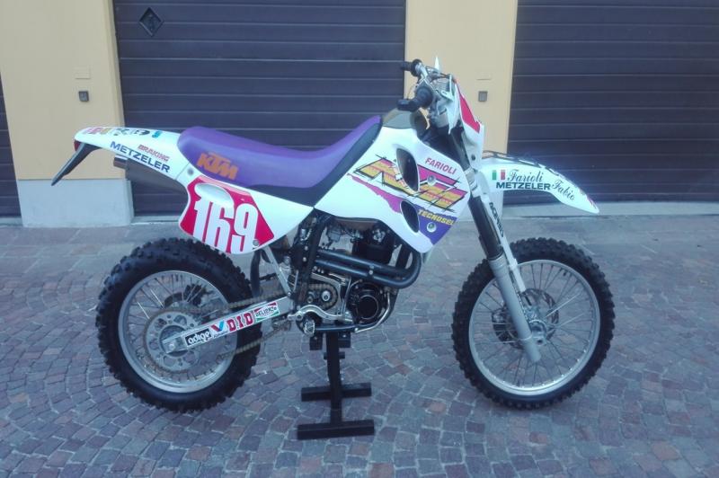 KTM 600 LC 4 Campione Mondiale