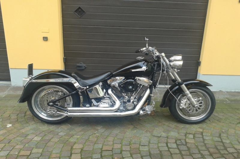 Harley Davidson FXSTC/R
