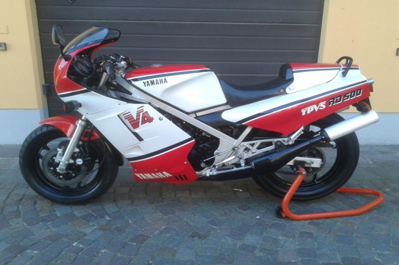 Yamaha RD 500