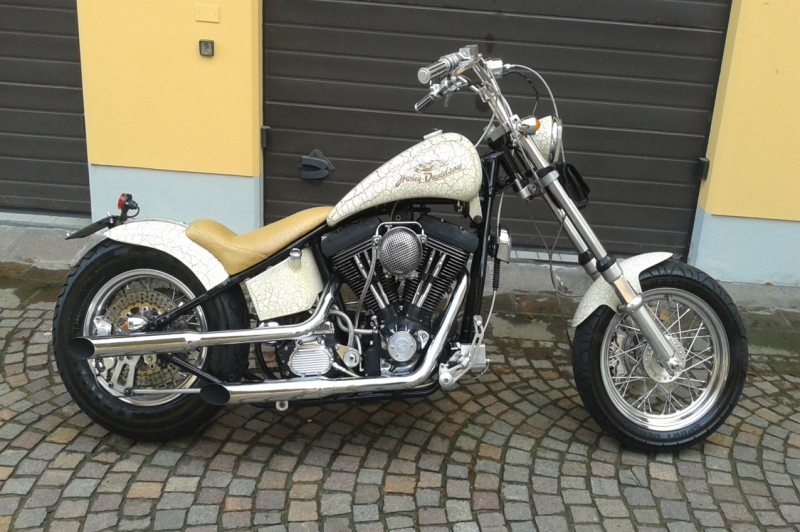 Harley Davidson Softail Custom FXSTC