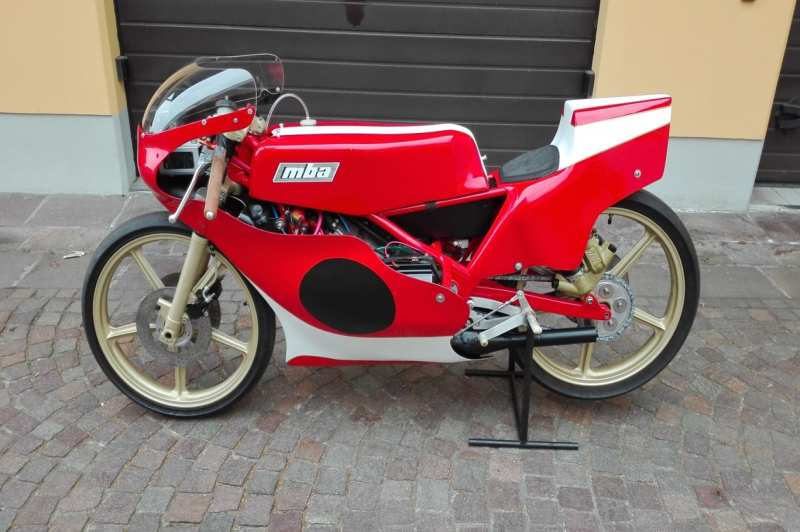 Mba 125 Bassotto 1979