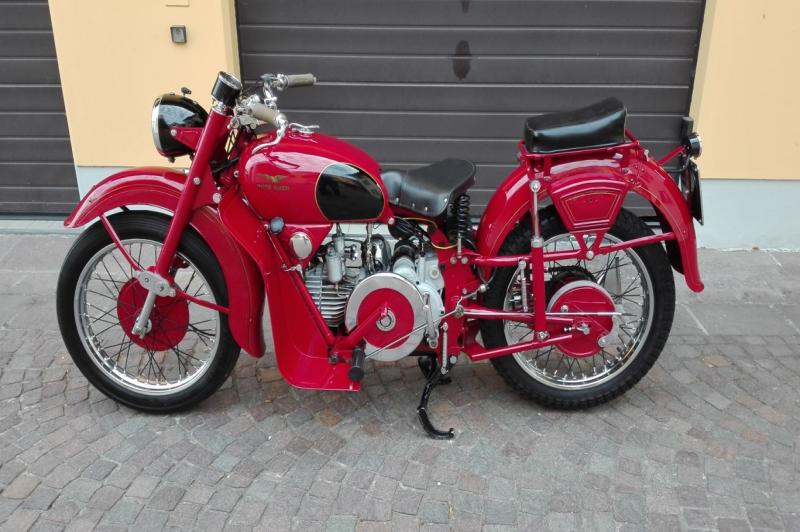 Moto Guzzi 500 Astore 1953